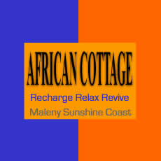 african cottage