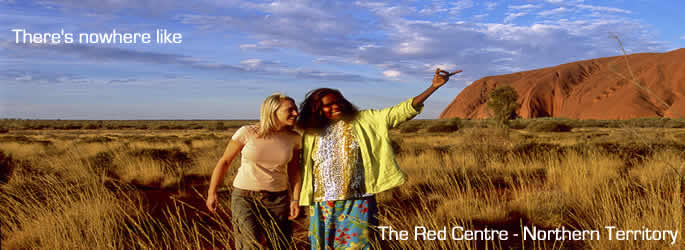 Come and holiday in Alice Springs NT