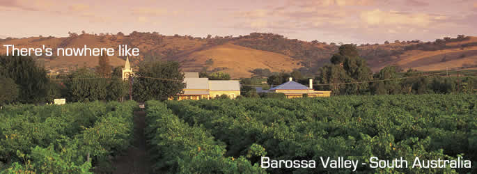 Barossa Valley SA