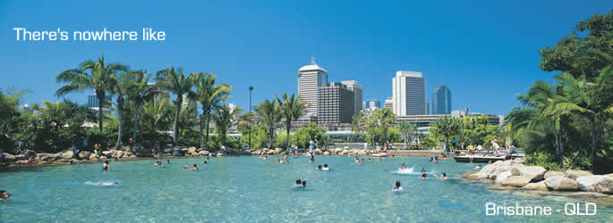 Visit beautiful Brisbane on your next holiday