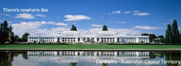 Canberra activities and tours