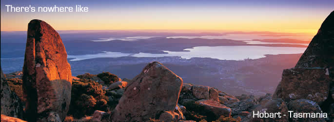 Visit beautiful Hobart for your next holiday