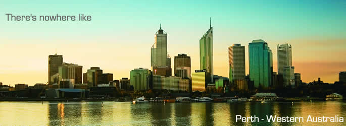 Come and holiday in Perth WA