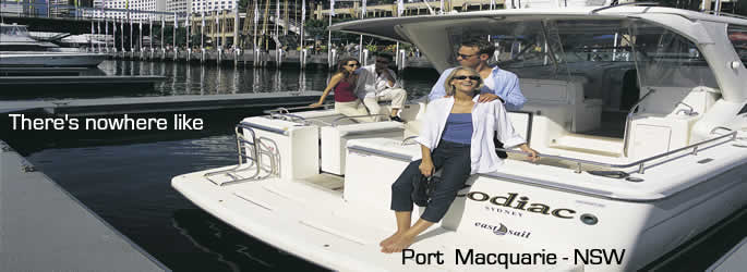 Come and holiday in Port Macquarie  NSW