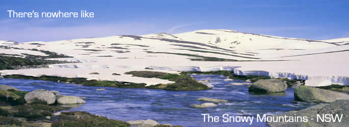 Come and holiday in the Snowy Mountains this winter