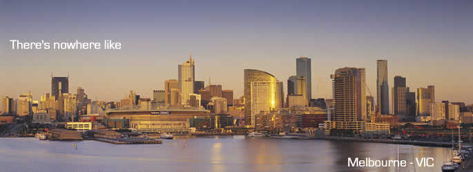 Come and holiday in Melbourne Victoria