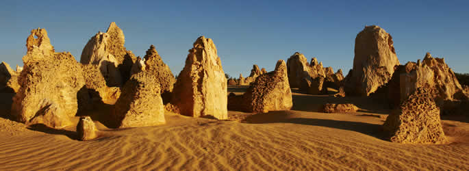 The Pinnacles - Nambung National Park. Western Australia