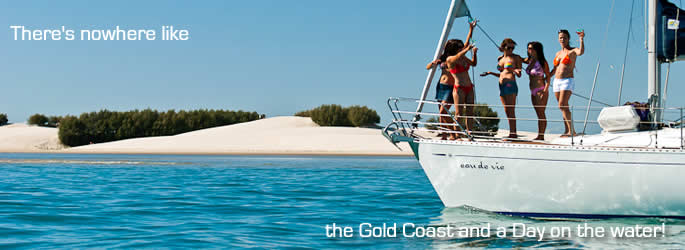 Getaway Sailing on the Gold Coast