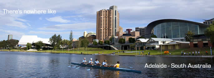 Visit beautiful Adelaide for your next holiday