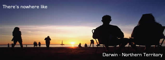 Visit beautiful Darwin your next holiday