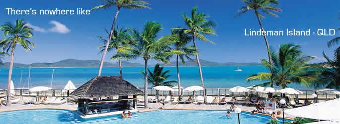 Lindeman Island Whitsundays Qld