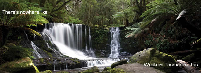 Visit beautiful Western Tasmania