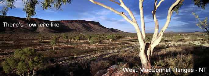 Travel west macdonnell ranges NT